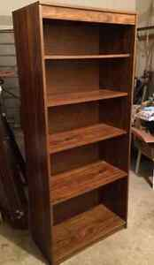 Various Bookcases and Shelf units