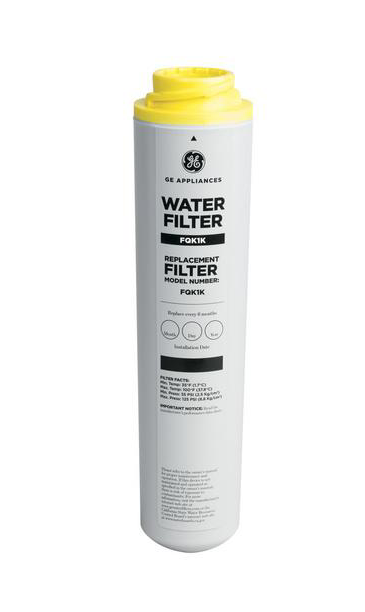 GE Replacement Water Filter for Single Stage or Inline Syste