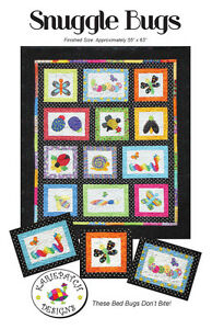 Snuggle-Bugs-Quilt-Pattern-KariePatch-Designs-Kids-Children