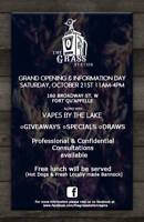 Big Event!  Grand Opening