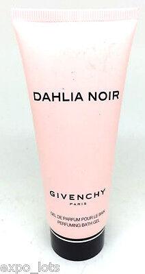 (GIVENCHY DAHLIA NOIR Perfuming Bath Gel 2.5 fl oz )