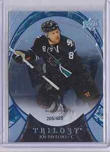 10 GREAT NUMBERED AND ROOKIE HOCKEY CARDS