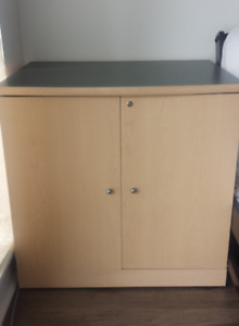 Office Storage Hutch/Cabinet