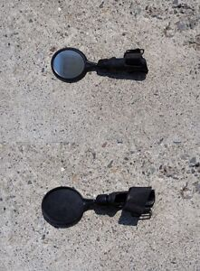 BIKE HANDLEBAR GRIP MIRROR