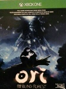 Ori and the Blind Forest- XBox One Game