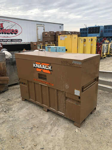 Knaack Model 91 STORAGEMASTER® Piano Box with Ramp, 57.5 cu ft