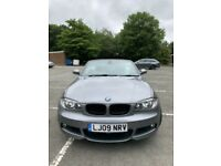 BMW 1 SERIES 120i M SPORT CONVERTIBLE LOW MILEAGE