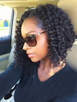 CROTCHET BRAIDS  AND WEAVING Dr $85 your home