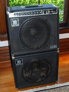 Vintage Music Man 115RP with Cab