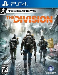 i buy Tom clancy the division