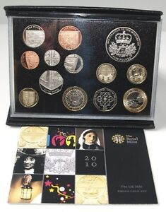 Royal Mint Deluxe Proof Coin Set 2008 2009 2010 2011 2007 2006 2001 1987 1985