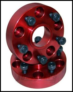 """Jeep Wheel Spacer's by Alloy USA 1.5"""" For 07+ Wranglers"""