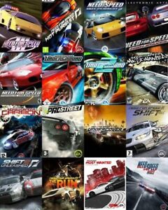 Looking for need for speed games