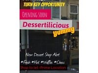 Shop to let - Excellent Location - Great potential *Desserts-withA3-A5 planning* Alum Rock