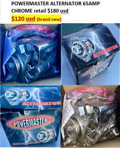 MUSTANG PARTS 65-69 NEW AND OPEN BOX.