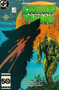 Swamp Thing Alan Moore Lot