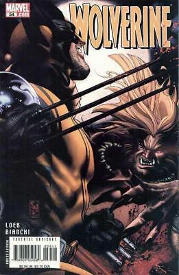 Wolverine #54A, Loeb Story, Simone Bianchi Art, NM 9.4, 1st Print, 2007