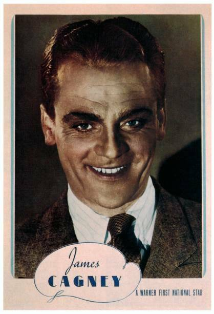 OLD MOVIE PHOTO James Cagney Poster Featured On 1934