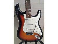 Fender Custom Shop Deluxe Stratocaster 2011