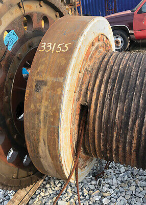 Manitowoc Crane - 33155 Independent Boom Drum Flange
