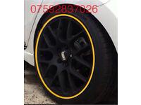 Wheel protection Mercedes Audi BMW Lexus Ford Fiat Vauxhall Seat Mini Kia Toyota Citroen Honda Volvo