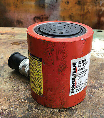 Power Team Rss302 - 30 Ton 2 Stroke Hydraulic Cylinder
