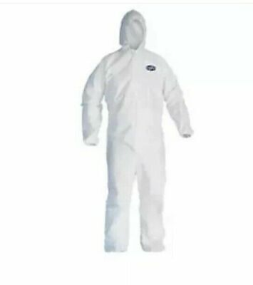 Ppe Protective Clothing Coverall Suit Whood 2xl