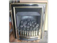 Gas coal effect fire