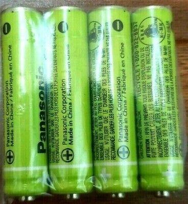 Panasonic 4 AAA Ni-MH 400mAh Batteries for Panasonic Cordless Phone N4DHYYY00008 Panasonic Cordless Battery
