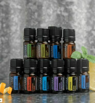 Do-Terra PURE ORGANIC ESSENTIAL OILS  1 ML SAMPLE . *Buy 3 get 1 free* Free Post