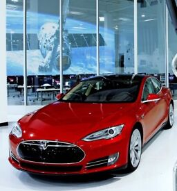image for Model S P85 Signature Red