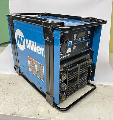 Miller 907533 - Welder Pipeworx 350 Fieldpro Sn Me 2017 Welding Machine