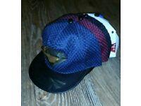 5 Snapback caps