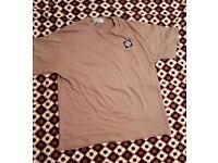 Stone Island caramel casual T-shirt