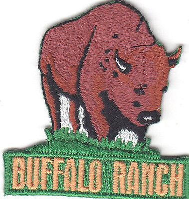 Buffalo Patch (