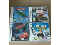 Nintendo DS game collection