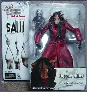 Jigsaw Killer (Saw III) - Action Figure