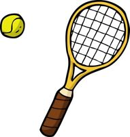 I'm looking for someone to help me play tennis
