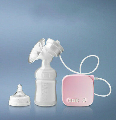 Advanced With USB Single Electric Breast Pump New Baby Infant Feeding Bottlezp