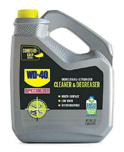 Specialist Industrial-Strength Cleaner & Degreaser, 1 Gallon