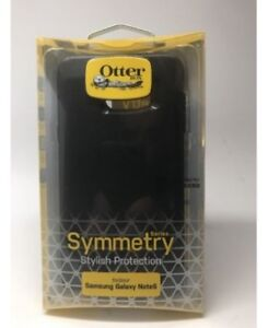 OtterBox Symmetry for Samsung Galaxy Note 5 - Black