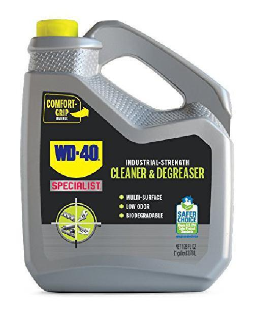 WD-40 Specialist Industrial-Strength Cleaner Degreaser Non-A
