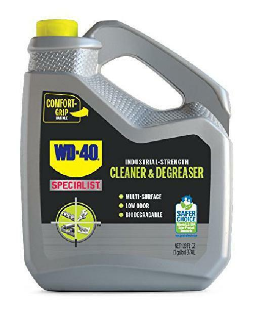 WD-40 Specialist Industrial-Strength Cleaner & Degreaser, 1