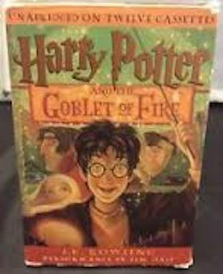 Harry Potter and the Goblet of Fire -read by Jim Dale