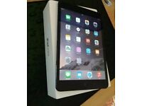 BOXED IPAD 2 MINI 16GB WIFI SPACE GREY CONDITION NEW FOR SALE WITH CASE INCLUDED
