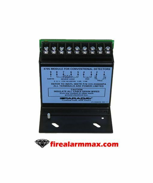 Faraday 8705 Module For Conventional Devices