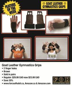 Gymnastics Grips- 20% off Spring Sale