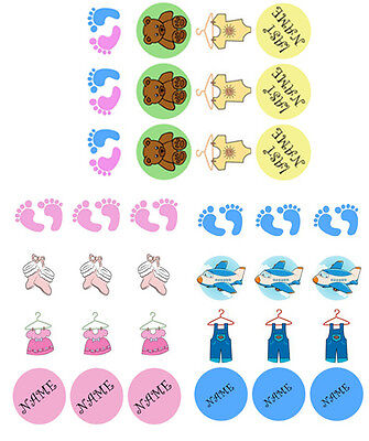 CUPCAKES BABY SHOWER Edible Icing Image decoration sugar Cake Topper paper ](Baby Shower Cupcake Papers)