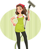 Kim's house cleaning quality work professional cleaners guarante