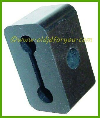 A470r John Deere A B G 50 60 Spark Plug Wire Rubber Clamp Conduit Clamp Rubber